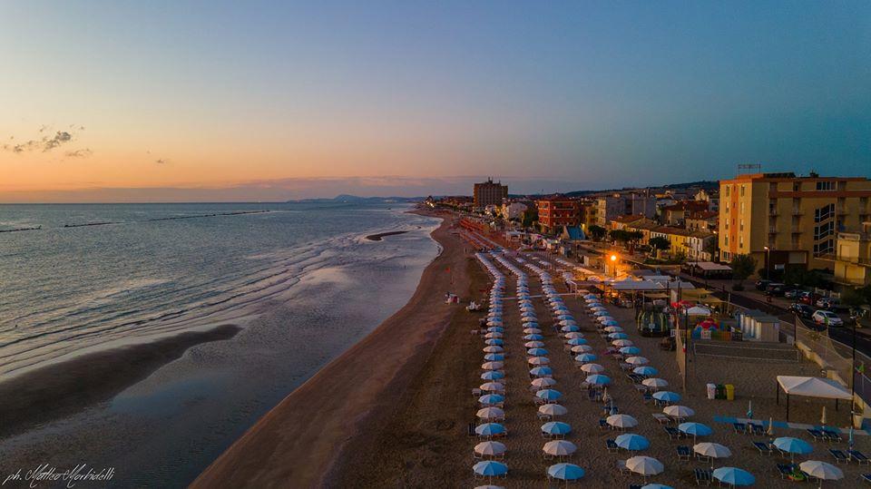 Il mare di Marotta