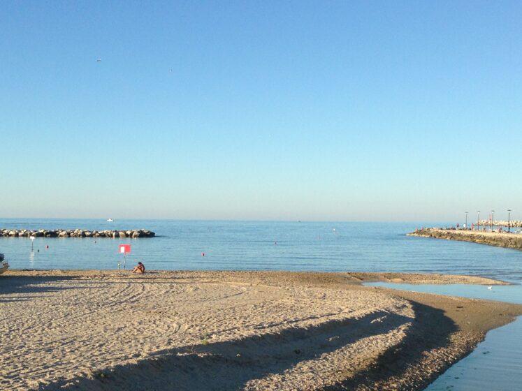 fano spiaggia