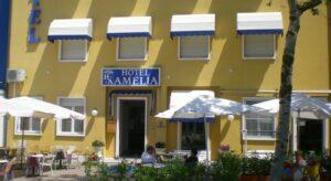 Hotel Amelia 3 stelle a Fano