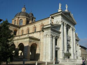 Duomo della città di Urbino