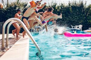 Hotel Imperial 3 stelle a Fano con piscina