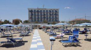 Hotel Mareblu 3 stelle Senigallia